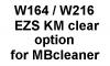 Опция EZS W164/W221 для MBcleaner (читать описание!)